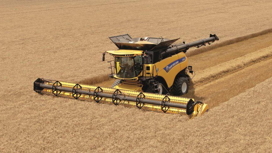 В этом году Украина соберет второй по величине урожай в новейшей истории