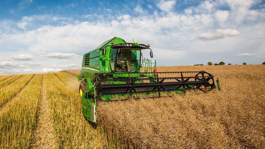 Украинские аграрии стали больше покупать техники